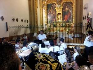 concierto eucaristico